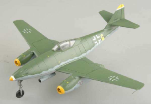 Easy Model 36368 Me262A-1a W.Nr.501232 ``Yellow five``
