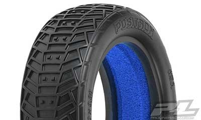 "Proline Positron 2.2"" 2WD S3 Soft Off-Road Buggy Front Tires 8257-203"