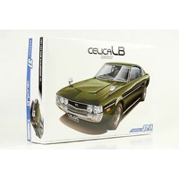 1:24 Toyota RA35 Celica LB 2000GT '77 Model Kit