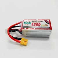 NXE 15.2V 1300Mah 90C High Voltage Drone Battery With XT60 Plug