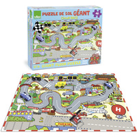 Giant Jigsaw Puzzle Play Mat