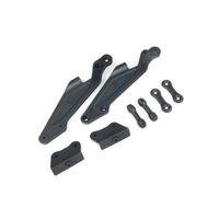 arrma hd wing mnt set rear
