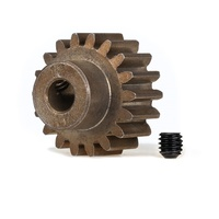 TRAXXAS GEAR, 18T PINION (1.0 METRIC GEAR)