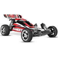 Traxxas Bandit 1/10 Ready To Run Buggy REDX