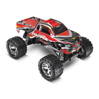 Traxxas Stampede 1/10 Ready To Run Monster Truck RED