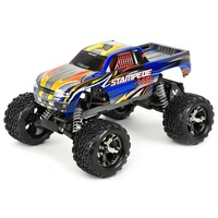 Traxxas Stampede VXL 1/10 Ready To Run 2WD Monster Truck