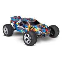 Traxxas Rustler 1/10 Ready To Run Stadium Truck electric rc car