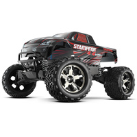 Traxxas Stampede 4X4 VXL 1/10 4WD Ready To Run Monster Truck BLACK