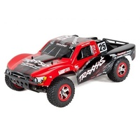 Traxxas Slash LCG 4X4 Brushless 1/10 Ready to Run Short Course Truck with OBA and TSM