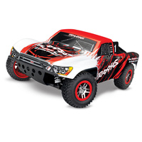 Traxxas Slash 4x4 VXL Brushless RTR Short Course RC Truck RED