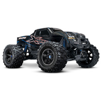 Traxxas X-Maxx 8S 4WD Brushless Ready To Run Monster Truck BLUE
