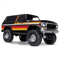 Traxxas TRX-4 Ford Bronco 1/10 4WD Rock Crawler