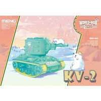 World-War Toons KV-2 Meng Model - Nr. WWP-004 - 1:Egg