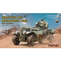 British Rolls-Royce Armoured Car Pattern 1914/1920 Meng Model - Nr. VS-010 - 1:35