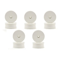 "CH-Race-Control Proline Velocity 2.2"" 4WD Front White Wheels 10pcs"