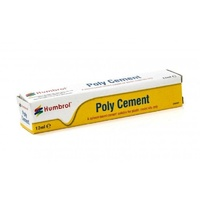 Humbrol Plastic Cement Med
