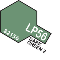 TAMIYA LP-56 DARK GREEN 2