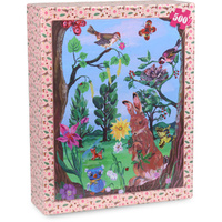In the Woods Puzzle by Natalie Lete