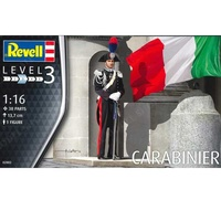 revell carabiniere 1/16