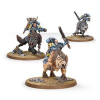 53-09 Space Wolves Thunderwolf Cava