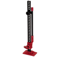 Absima 2320016 High Lift Jack - Black (not painted)