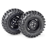 "Absima Wheel Set Crawler ""Steelhammer"" 96mm 1:10 (2 St.)"