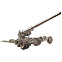 AFV Club AF35009 1/35 Long Tom M59 155mm Cannon