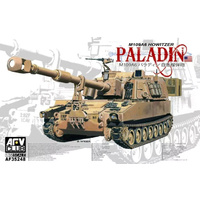 AFV Club AF35248 1/35 M109A6 Paladin Plastic Model Kit