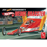 "AMT 1049 1/25 Don ""Snake"" Prudhomme Wedge Dragster Hot Wheels"