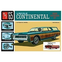 AMT 1081 1/25 1965 Lincoln Continental