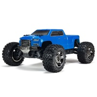 Arrma Big Rock Crew Cab BLX 4WD Monster Truck RTR, Blue