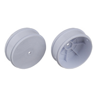 Buggy Wheels Front 4wd white 61mm