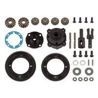 Team associated RC10B74 DIFFERENTIAL SET, CENTER