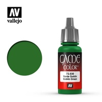 Vallejo Game Colour Goblin Green 17 ml