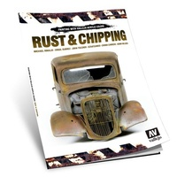 Vallejo Book Rust & Chipping