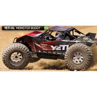 Axial Racing 1/8 Yeti XL Monster Buggy 4WD Ready To Run