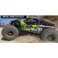 Axial 1/8 Yeti XL Monster Buggy 4WD Kit