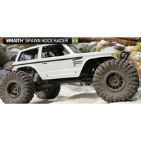 Axial Racing 1/10 Wraith Spawn Rock Racer 4WD Ready To Run
