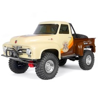 Axial AXI03001T1 II 1955 Ford F-100 1/10 Crawler, RTR, Brown