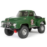 Axial AXI03001T2 SCX10 II 1955 Ford F-100 1/10 Crawler, RTR, Green