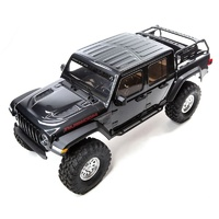 Axial AXI03006T1 SCX10 III Jeep JT Gladiator RC Crawler, RTR, Gray