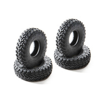 Axial 1.0 Nitto Trail Grappler MT Tyres, 4 Pieces