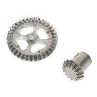 Axial Bevel Gear Set, 35/15T, AX31494