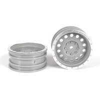 Axial 1.9 Method MR307 Hole Wheels, Magnesium/Chrome, 2 Pieces, AX31600
