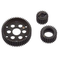 Axial AX10 Locked Transmission, Complete Metal Gear Set, Wraith, 3 Pieces, AX30708