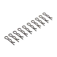 Axial Body Clips, 8mm, 10 Pieces, AX31231