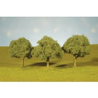 Bachmann 4½ 5 Oak Trees (2) O