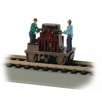 Bachmann Mp Oper.G&Y Dancer Assrtd.Colors *