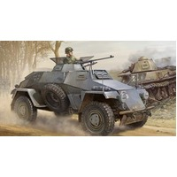 Bronco CB35013 1/35 Sdkfz 221 Armored Car Plastic Model Kit