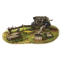 Bronco CB35024 1/35 British 17pdr Anti-tank gun Mk.I Plastic Model Kit
